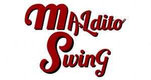 Maldito Swing banner