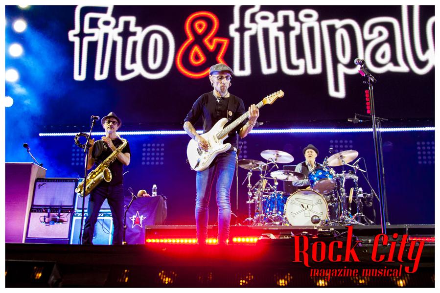 Fito & Fitipaldis en la Plaza de Toros de Córdoba - 1 Junio de 2018