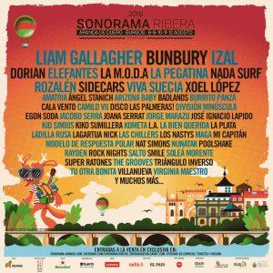 SONORAMA RIBERA 2018 @ Aranda de Duero - Burgos