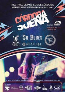 CórdobaSuena. I Festival de Músicos de Córdoba @ Sala M100 de Córdoba