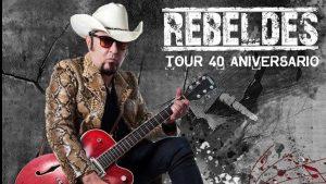 Rebeldes - Tour 40 Aniversario (Acústico) @ Cafe de La Luna (Santaella - Córdoba)