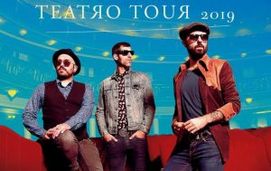 Sidecars - Teatro Tour 2019 @ Gran Teatro de Córdoba