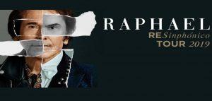 Raphael - REsinphónico Tour 2019 @ Teatro de La Axerquía de Córdoba