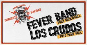 FEVER BAND + LOS CRUDOS (Concierto de Navidad) @ Sala Ambigú Axerquía Córdoba