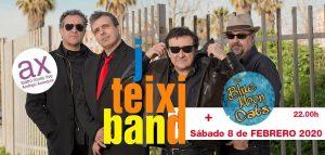 J. TEIXI BAND + The Blue Moon Cats @ Sala Ambigú Axerquía Córdoba