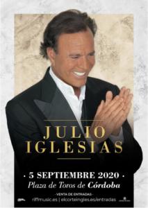 JULIO IGLESIAS @ Plaza de Toros de Córdoba