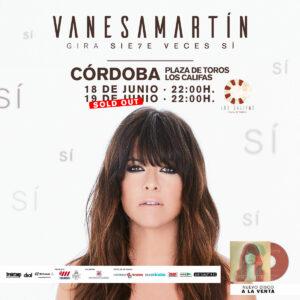 Vanesa Martín @ Plaza de Toros de Córdoba