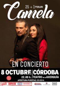 CAMELA @ Teatro de La Axerquía de Córdoba